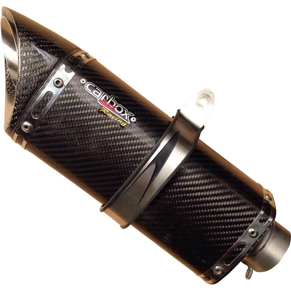 Ponteira Escapamento Scorpion S720 Carbon - Srad 1000 04/05