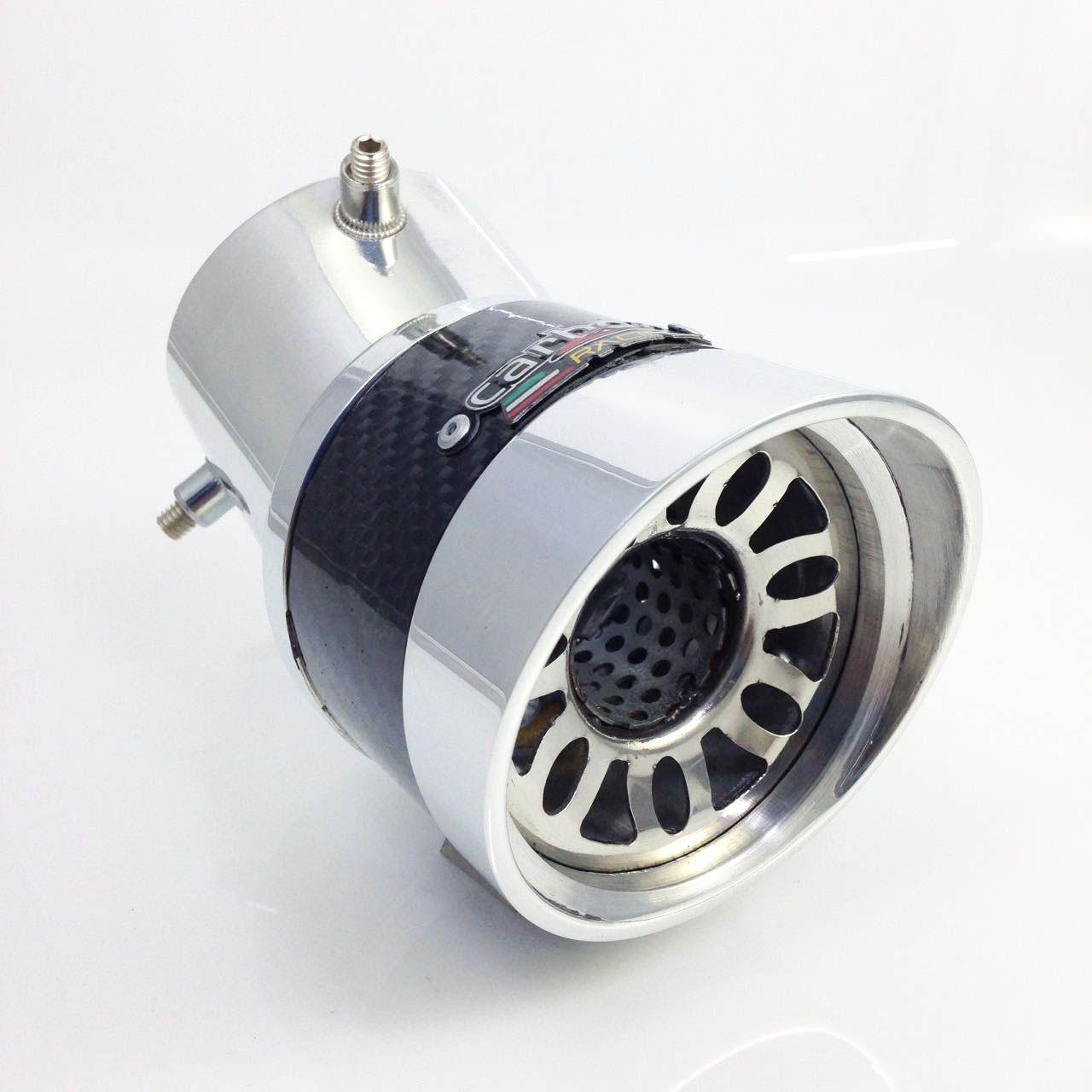 Ponteira Extreme Turbo Angular Carbono FIAT Argo