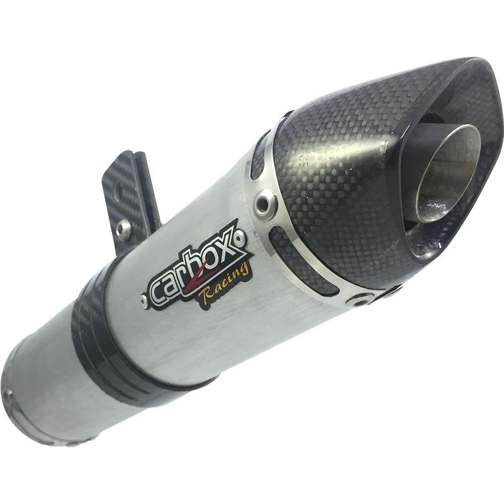 Ponteira p/ Honda CR 250 cc 2 Tempos Alumínio