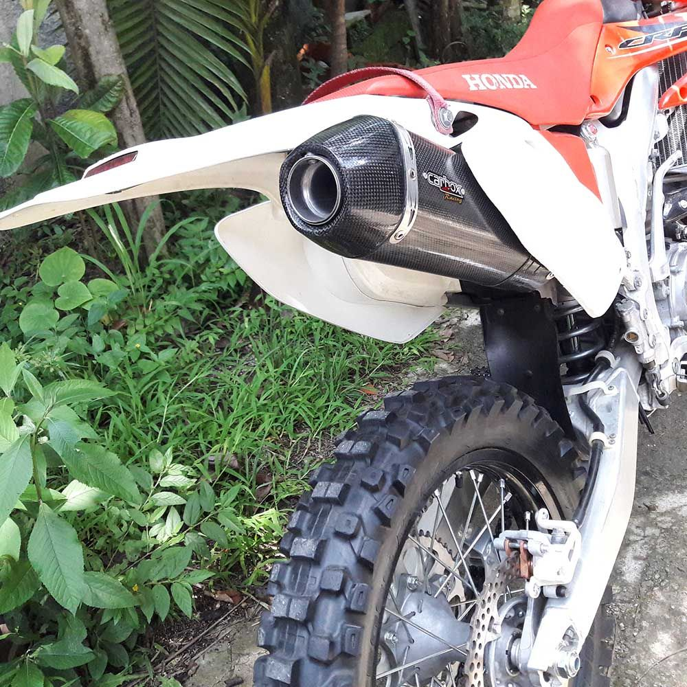 Pro-X  Racing Carbono CRF450X