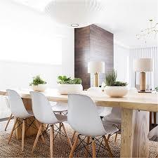 Cadeira Charles Eames Branca