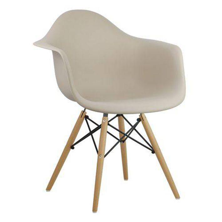 Cadeira Charles Eames c braço