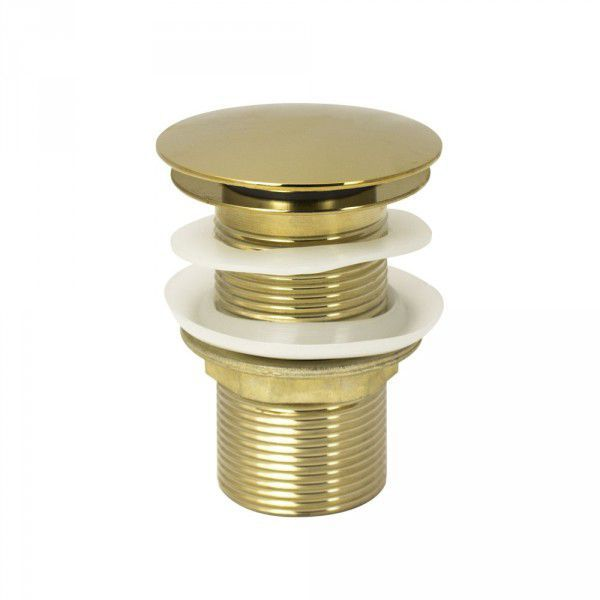 Válvula Click Dourada