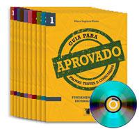 Coleção Aprovado: guia para provas, testes e concursos
