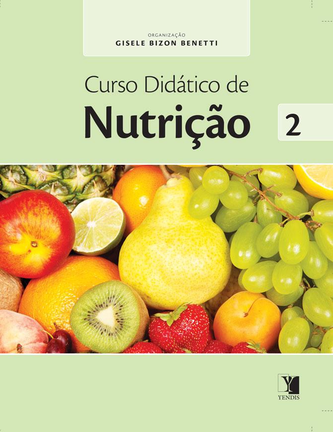 Curso Didático de Nutrição – Volume 2