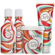 Kit Divine Curls Inoar - 4 produtos