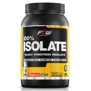 Whey Protein 100% Isolate - FTW - 900g - Sabor Morango - Fitoway