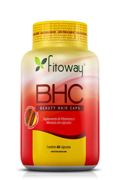Bhc - Beauty Hair Caps - Fitoway
