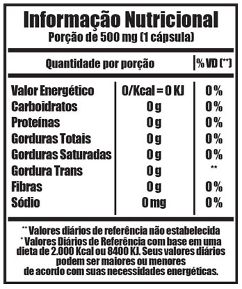 Termogênico Burnway Cafeína 420mg - 120 cáps