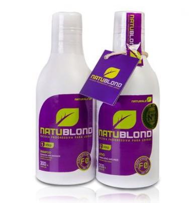 Escova Progressiva NATUBLOND - Orgânica - 300ml