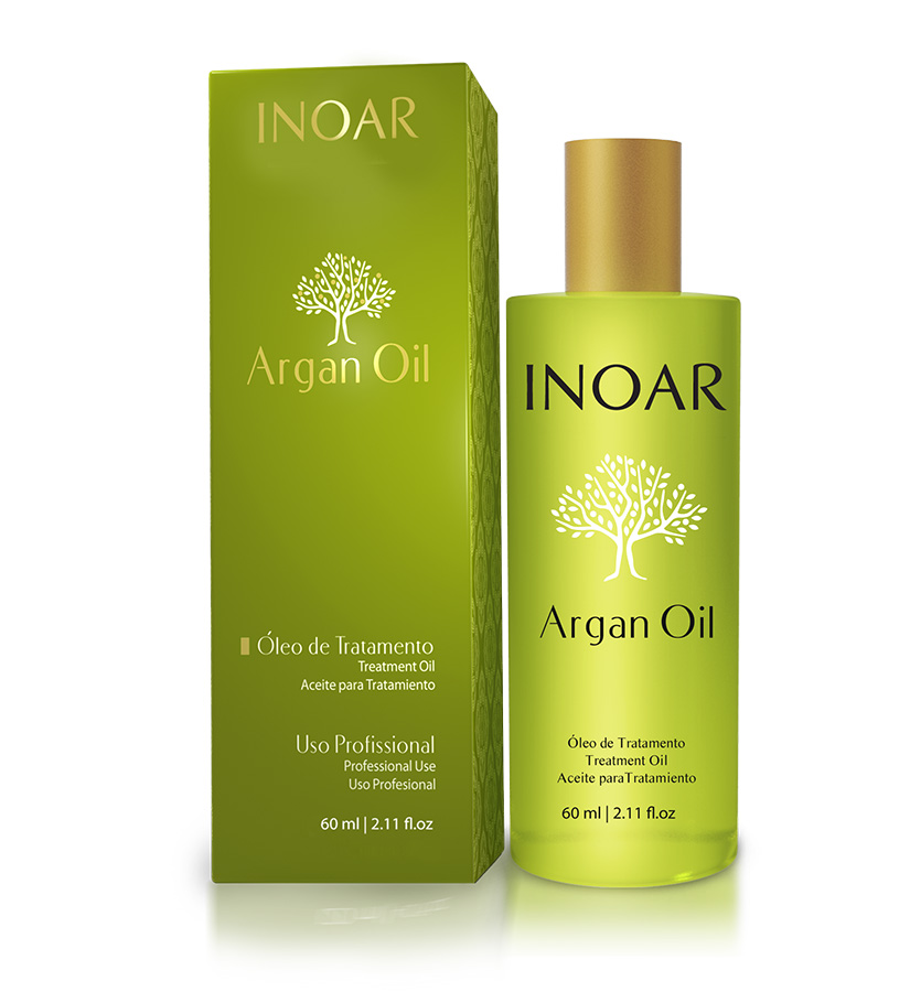 Inoar Argan Oil System - Oleo de Argan Serum 60ml