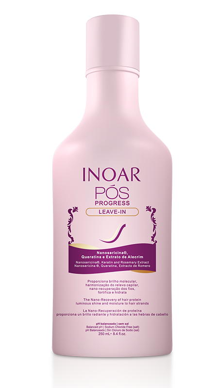 Leave In Pós Progress INOAR - 250ml