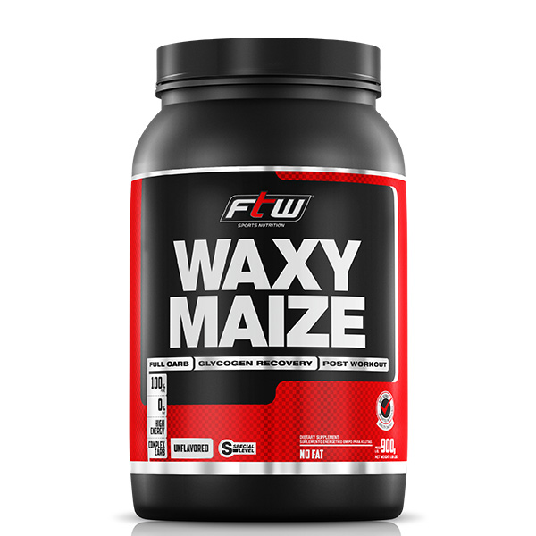 Waxy Maize 900g - FTW - Fitoway