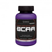 BCAA 500MG - 120CAPS ULTIMATE NUTRITION