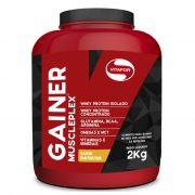 Gainer Muscle Plex - Hipercalórico - 2Kg - Vitafor