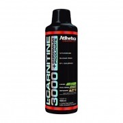 L-Carnitine 3000 + Chromium 480ml - Atlhetica Nutrition