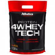 4 Whey Tech Refil (1,8kg) - Atlhetica