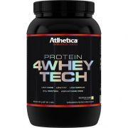 4 Whey Tech (907g) - Atlhetica