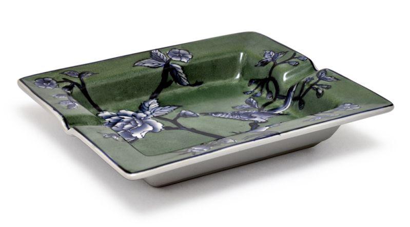 CINZEIRO PÁSSAROS GREEN  - DECORASIA - Importadora de móveis e objetos