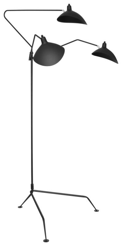LUMINÁRIA SM COM 3 LÂMPADAS  - DECORASIA - Importadora de móveis e objetos