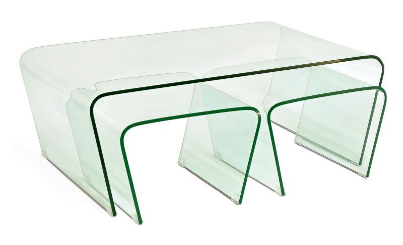 MESA DE CENTRO FINLÂNDIA  - DECORASIA - Importadora de móveis e objetos