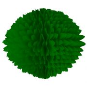 BOLA POM POM 280mm (28cm) Verde Bandeira Ref. 174