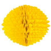 BOLA POM POM 580mm (58cm) Amarelo Claro