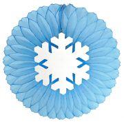 Enfeite Girassol 25cm c/ ENCARTE NEVE decorar parede teto chá lingerie cozinha bebe revelação decoração primavera vitrine de lojas GiroToy