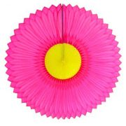 GIRASSOL 420mm (42cm) Pink c/ Amarelo
