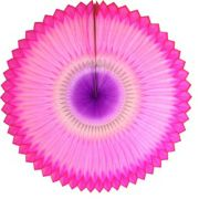 GIRASSOL 420mm (42cm) Tons de Rosa c/ Lilás
