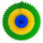 GIRASSOL 630mm (63cm) Bandeira do Brasil Girassol para decorar parede teto chá lingerie cha de cozinha cha de bebe cha revelação decoração primavera vitrine de lojas GiroToy