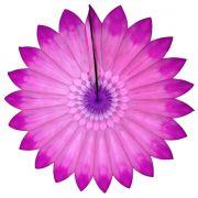 MARGARIDA PRIMAVERA 850mm (85cm) Tons de Rosa c/ Lilás Decoração festa Primavera flores para vitrine loja fachada de boteco fachada de supermercado festa das flores luau praia piscina GiroToy