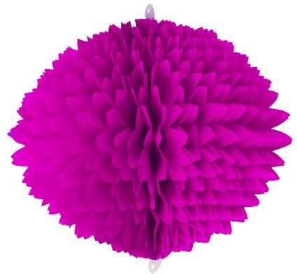 BOLA POM POM 580mm (58cm) Pink