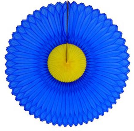 GIRASSOL 420mm (42cm) Azulão c/ Amarelo