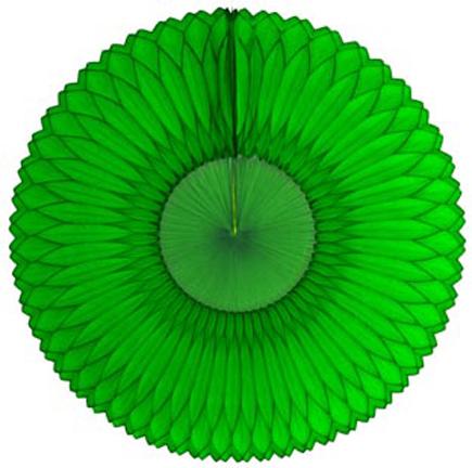 GIRASSOL 420mm (42cm) Verde Bandeira