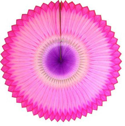 GIRASSOL 630mm (63cm) Tons de Rosa c/ Lilás Girassol para decorar parede teto chá lingerie cha de cozinha cha de bebe cha revelação decoração primavera vitrine de lojas GiroToy