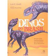 DINOS DO BRASIL - LUIZ EDUARDO ANELLI