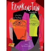 FRANKENSTEIN EM QUADRINHOS - MARY SHELLEY