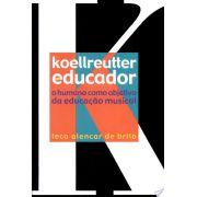 Koellreutter Educador - O humano como objetivo da educação musical