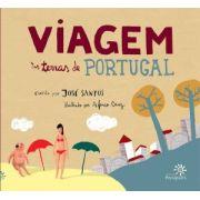 VIAGEM AS TERRAS DE PORTUGAL - JOSÉ SANTOS