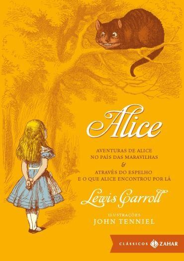 ALICE (BOLSO LUXO) - Lewis Carroll