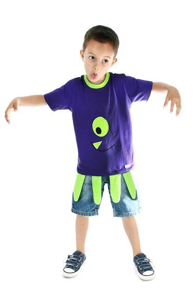 Camiseta Monstrengo
