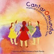 CD Cantar o Mundo