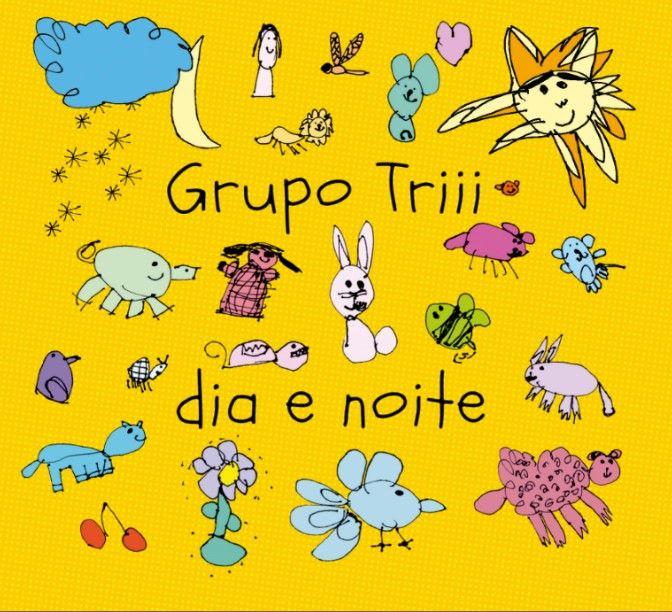 CD Dia e Noite Grupo Triii