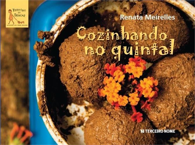 COZINHANDO NO QUINTAL - RENATA MEIRELLES