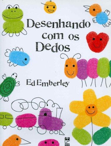 DESENHANDO COM OS DEDOS - ED EMBERLEY
