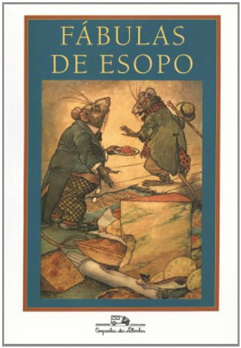 FABULAS DE ESOPO (CIA) (BROCHURA) - RUSSELL ASH