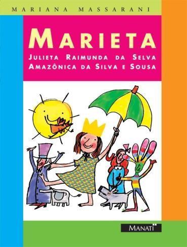 MARIETA JULIETA RAIMUNDA DA SELVA - MARIANA MASSARANI