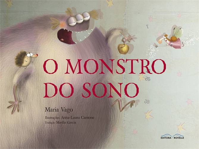 MONSTRO DO SONO, O - MARIANA VAGO