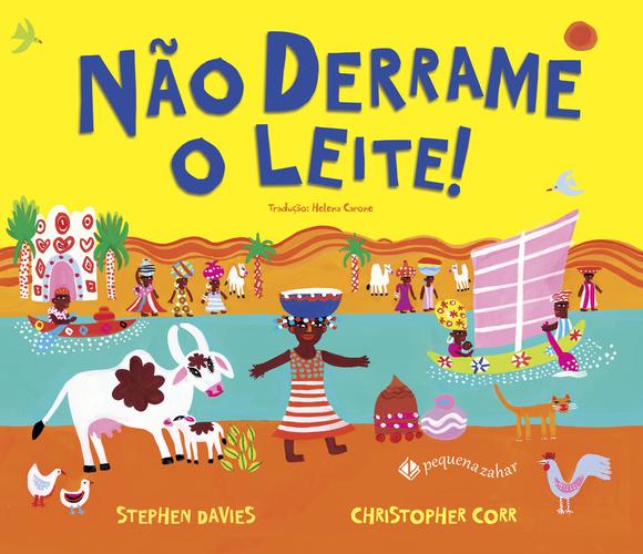 NAO DERRAME O LEITE! - STEPHEN DAVIES